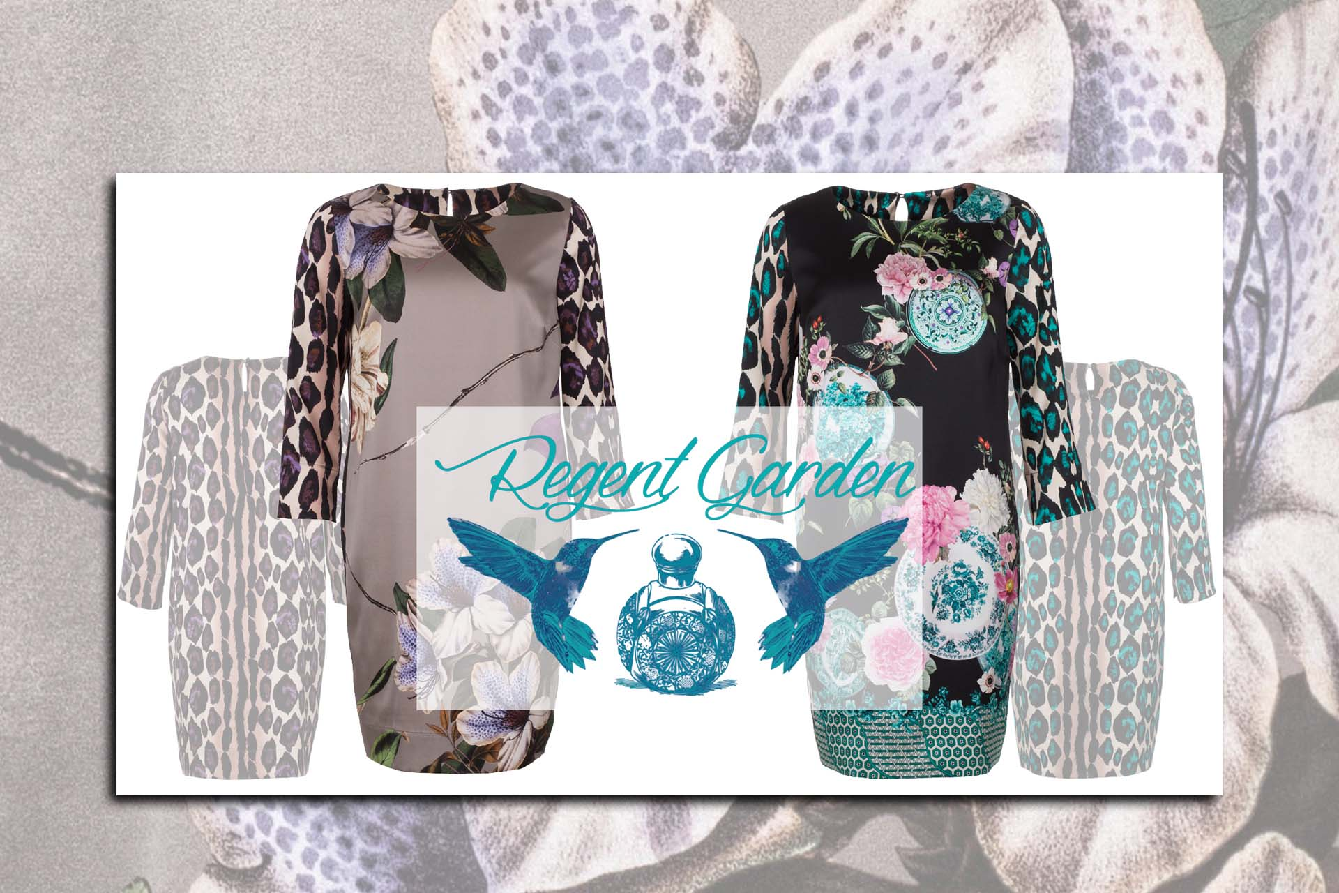 Fashion Concepts by Stout BV presents: Regent Garden